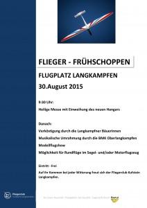 Fliegerfrühschoppen